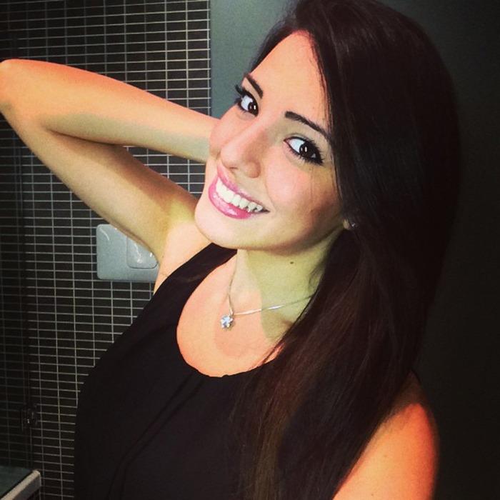 Belle ragazze italiane foto