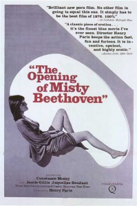 """The Opening of Misty Beethoven"""