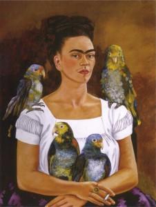 """Io e i miei pappagalli"""
