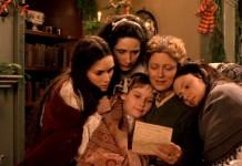 Le ragazze March – i più famosi personaggi di Piccole donne – nella versione cinematografica del 1994 con Susan Sarandon, Winona Ryder, Claire Danes, Kirsten Dunst e Christian Bale