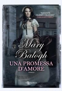 """""""Una promessa d'amore"""" di Mary Balogh"""