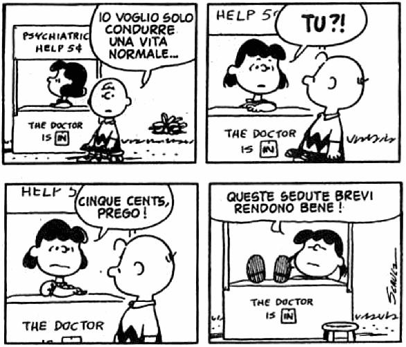 I consigli di Lucy