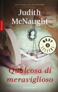"""""""Qualcosa di meraviglioso"""", romanzo rosa storico di Judith McNaught"""