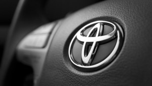 Il logo di Toyota