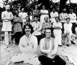 George Harrison e la sua iniziazione allo yoga