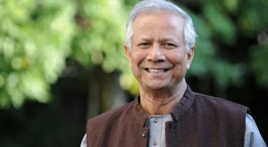 Muhammad Yunus, inventore del microcredito