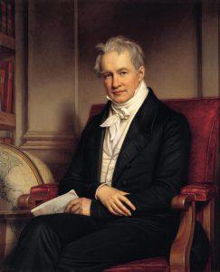Alexander von Humboldt, grande figura di intellettuale del primo Ottocento