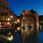 Il centro storico di Annecy, bella e poco nota cittadina della Francia