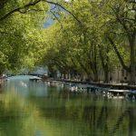 I canali della città