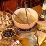 La celebre fondue