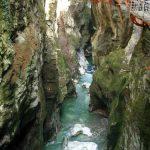 I canyon delle Gorges du Fier