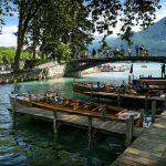 Barche e paesaggi caratteristici