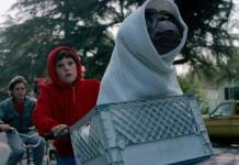 Una memorabile scena di E.T., uno dei più bei film di sempre coi bambini come protagonisti