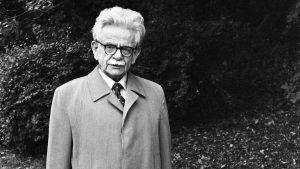 Elias Canetti, bulgaro di nascita e tedesco di lingua