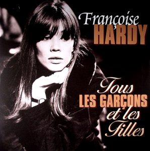 Françoise Hardy e la sua Tous les garçons et le filles, una delle canzoni francesi più famose