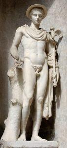 Statua di Ermes ai Musei Vaticani