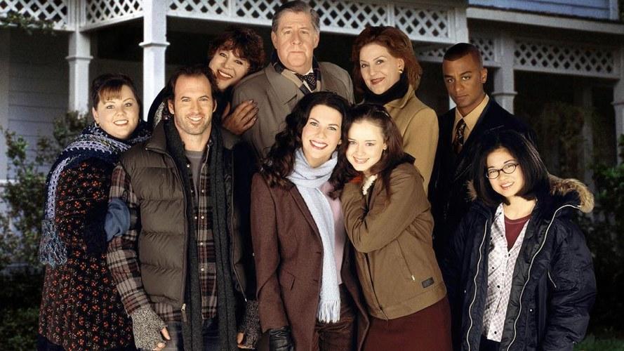 Il cast di Una mamma per amica, una delle serie più amate degli ultimi anni