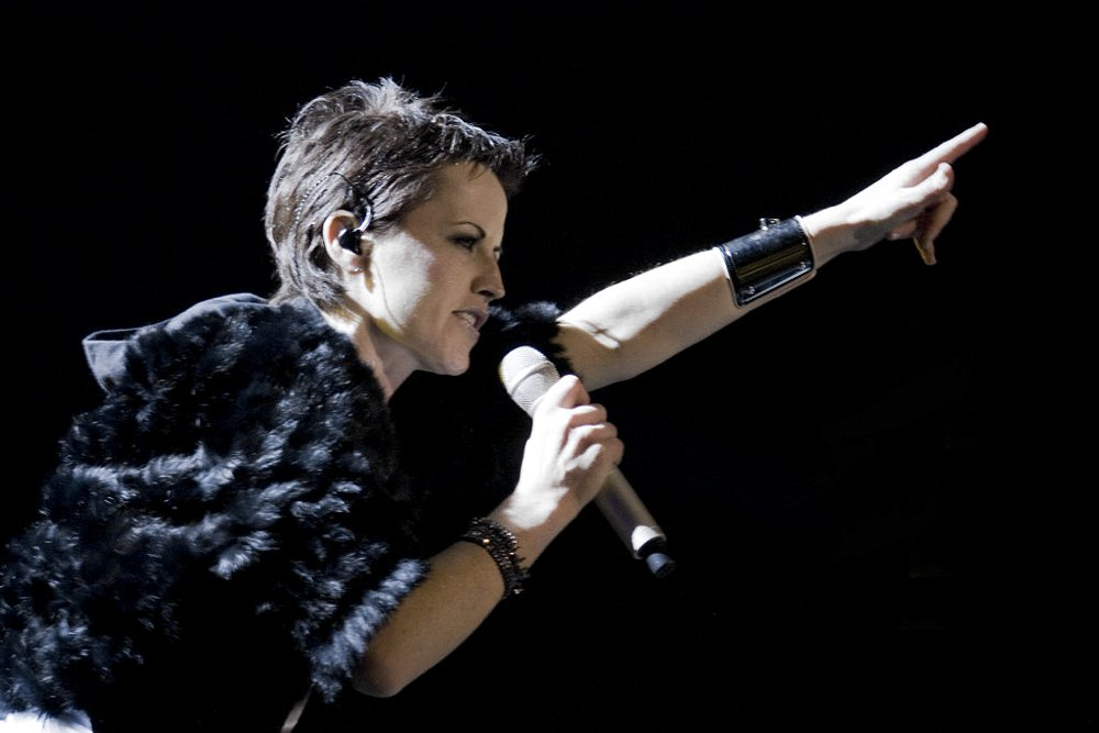 Dolores O'Riordan dei Cranberries (foto di Alterna2 via Flickr)
