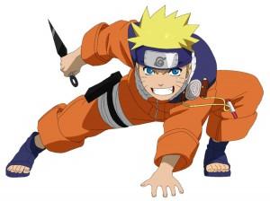 Uzumaki Naruto, il protagonista del manga