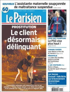Le Parisien, il quotidiano più venduto della capitale francese