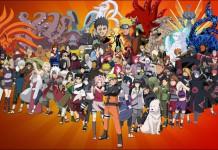 I personaggi di Naruto
