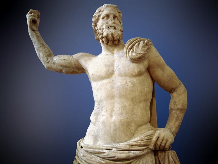 Cinque importanti divinit greche e i miti di cui sono - Mitologia greca mitologia cavallo uomo ...