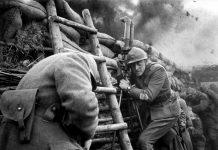 Una scena di Orizzonti di gloria, capolavoro di Stanley Kubrick dedicato alla Prima guerra mondiale
