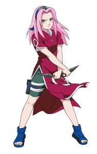La sensibile Haruno Sakura