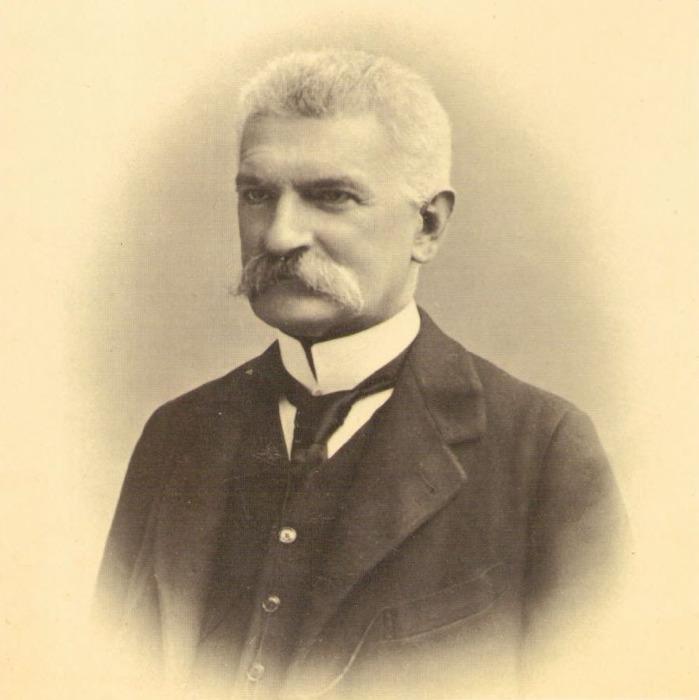 Sidney Sonnino, per metà ebreo ma di religione anglicana