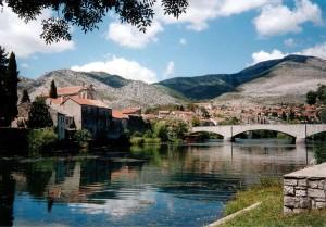 Trebinje, celebre per i suoi vini