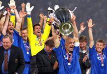 La Juventus che conquistò la Champions League nel 1996, uno dei suoi trofei più importanti