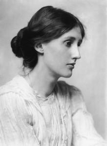 Virginia Woolf in un celebre ritratto fotografico