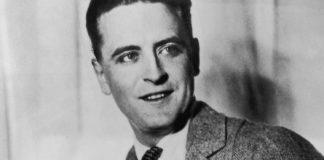 Francis Scott Fitzgerald nel periodo di grande successo dei suoi romanzi