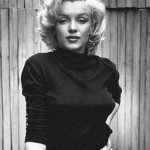 Marilyn Monroe in un celebre scatto di Eve Arnold