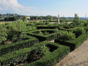 Il Giardino dei Boboli a Firenze (foto di Sailko via Wikimedia Commons)