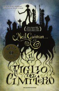 """""""Il figlio del cimitero"""", un inusuale romanzo per ragazzi"""