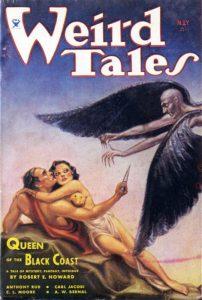 Conan con Belit, una delle donne più affascinanti della saga di Howard