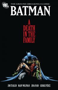 """""""Una morte in famiglia"""", decisiva storia di Batman"""
