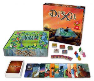 Dixit, bel gioco di fantasia di origine francese