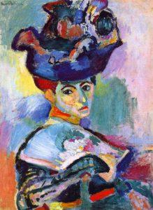 Donna con cappello, quadro di Matisse che generò opinioni contrastanti