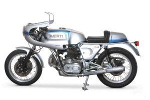 La Ducati 750 SS