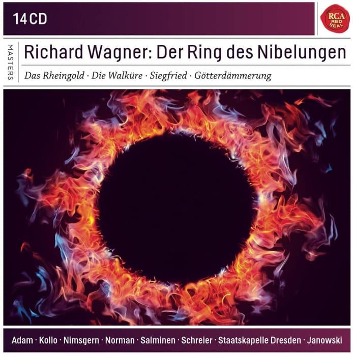 L'anello del Nibelungo di Richard Wagner