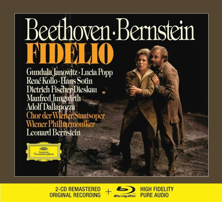 Il Fidelio di Beethoven diretto da Leonard Bernstein