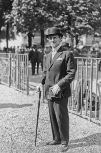 Pierre Wertheimer, co-fondatore di Chanel