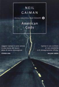"""La copertina italiana di """"American Gods"""""""