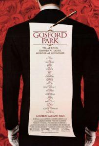 Gosford Park, bel film di Robert Altman
