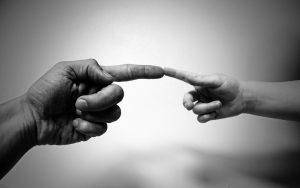 Da dove derivano i nomi delle dita delle mani