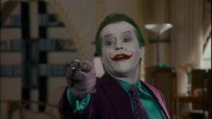 Jack Nicholson, un Joker indimenticabile