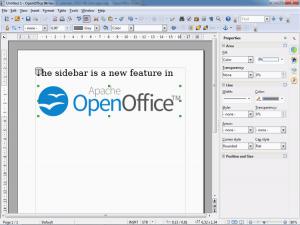 L'elaboratore di testi di OpenOffice