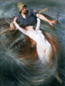 """""""Il pescatore e la sirena"""" di Knut Ekvall"""